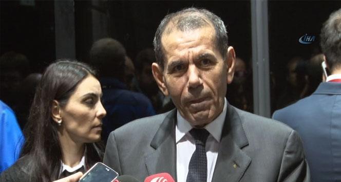 Dursun Özbek: Mete Kalkavan görevini yaptı
