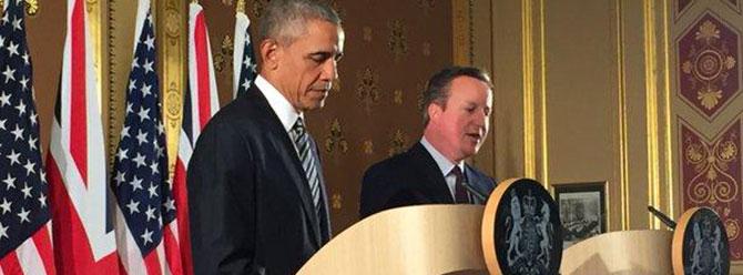Obama'dan İngilizlere: AB'den çıkmayın