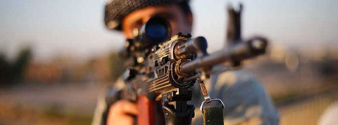 Peşmergede skandal: Haysiyetsiz yöneticiler silahları satıyor
