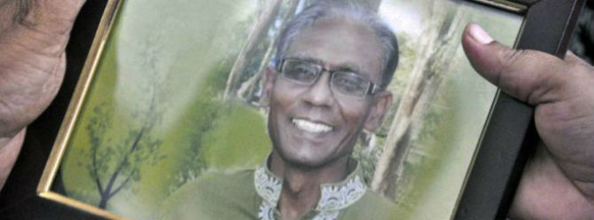 Bangladeş'te bir akademisyen palalarla öldürüldü