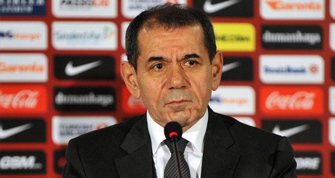 Galatasaray başkanı Dursun Özbek açıkladı! Riekerink...