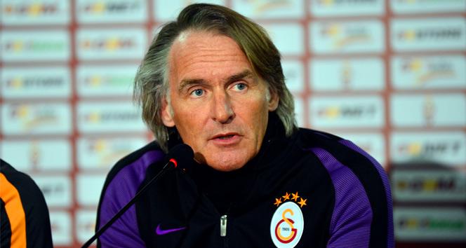 Galatasaray, Riekerink ile yollarını resmen ayırdı
