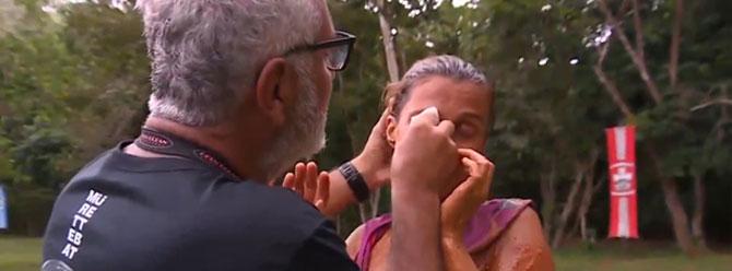 Survivor'da Tuğba Özay'ın zor anları
