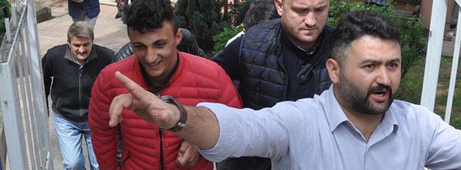 Hakemi döven O.M. serbest bırakıldı