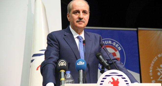 Kurtulmuş: 2008'de AK Parti'nin kapatılmasına ramak kalmıştı