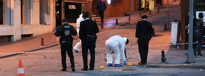 Nişantaşı'nda gece kulübü önünde silahlı saldırı