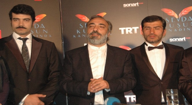"""Sevda Kuşun Kanadında"""" Ekibi Ankara'da Gala Yaptı"""