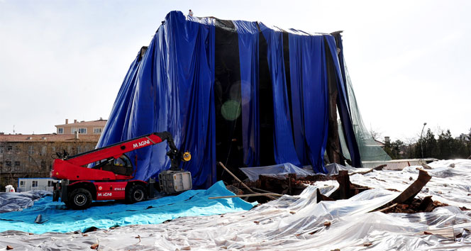 Ankara Valiliği'nden 'asbest' açıklaması