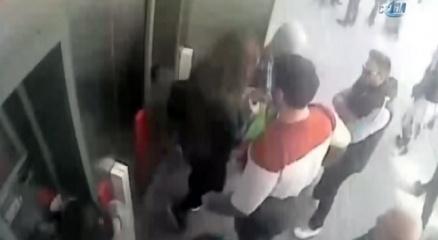 ATM fareleri önce kameraya sonra polise yakalandı haberi