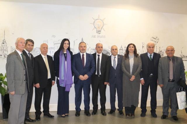 AK Parti Genel Başkan Yardımcısı Çiğdem Karaaslan: Şehrim 2023 çalışmasını başlatacağız