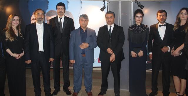 Sevda Kuşun Kanadında Ankara'da gala yaptı