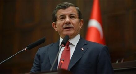 Davutoğlu: 'Suriye'de ılımlı muhalifleri destekliyoruz' haberi