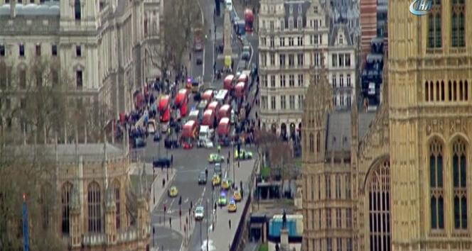 Londra dehşeti yaşadı! 5 ölü, 40 yaralı