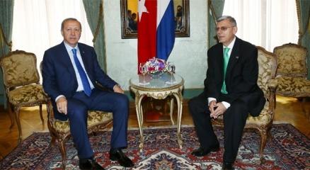 Cumhurbaşkanı Erdoğan, Hırvatistan Meclis Başkanı ile görüştü haberi