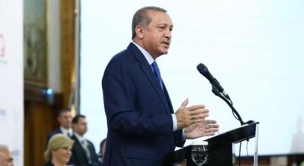 Erdoğan: 'Para adeta bir cıva gibidir' haberi