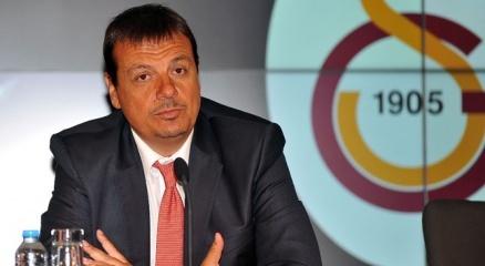 Ergin Ataman'dan teşekkür mesajı haberi
