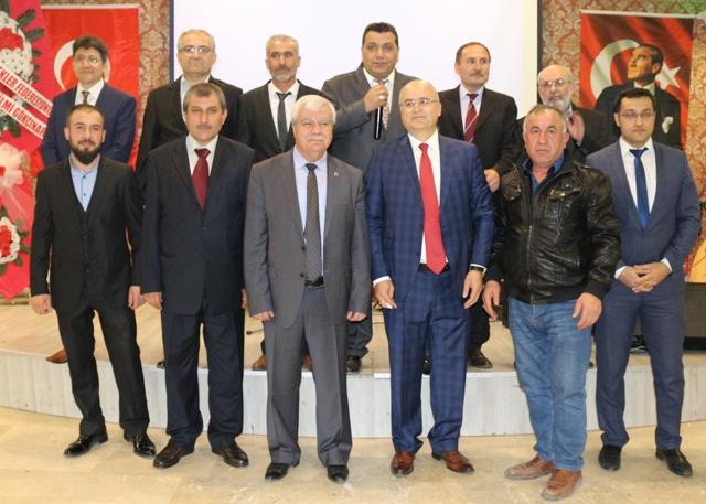 Ankara'da birlik olalım, Kırşehirliye kazandıralım