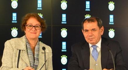 Galatasaray'dan UNDP ile işbirliği haberi