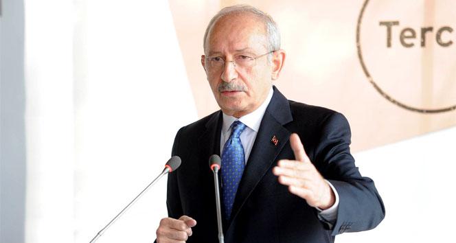 Kemal Kılıçdaroğlu: Bu, parti değil demokrasi meselesidir