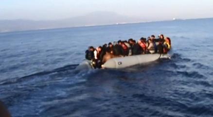 İnsan kaçakçılarına darbe haberi