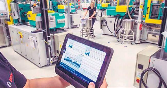 Makine yatırımına teknoloji ayarı