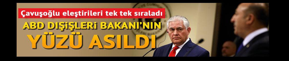 Çavuşoğlu, Türkiye'nin taleplerini tek tek iletti