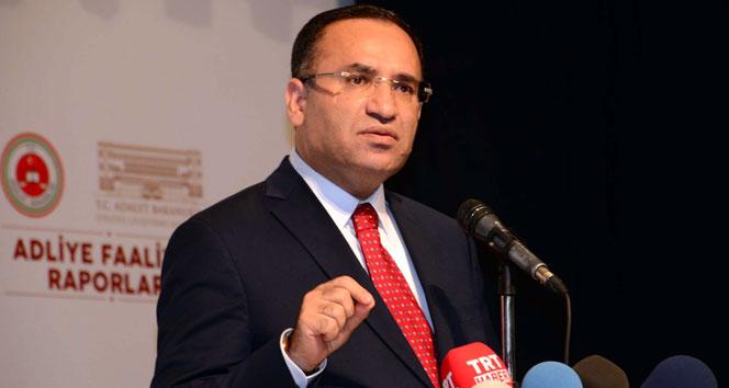 Bozdağ: 'Yeni anayasa yapılmadan yeni Türkiye olmaz'
