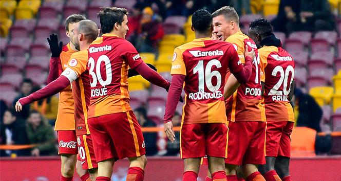 Galatasaray, ilk 5'e gol atamıyor