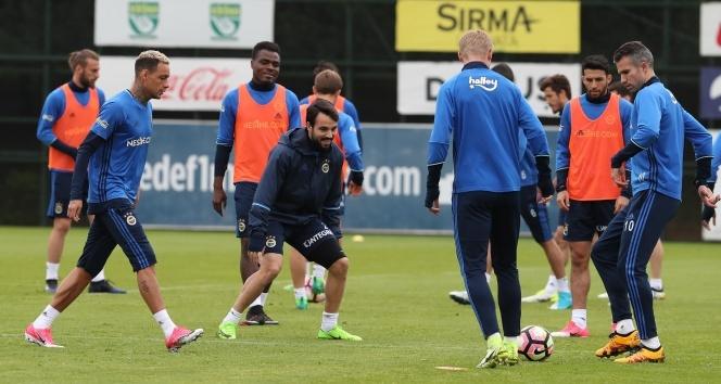 Fenerbahçe'de derbi hazırlıkları devam ediyor!