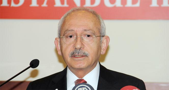 Kılıçdaroğlu: 'Meydanlarda hakkınızı arayın'