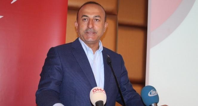 Çavuşoğlu'ndan 'vize' açıklaması