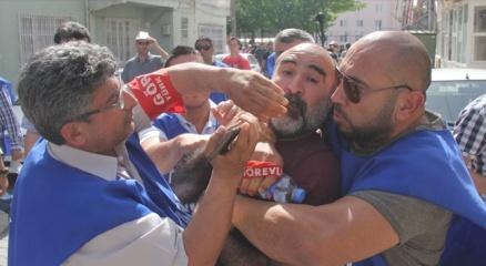 CHP İl Başkanına işçiden şok tepki! haberi