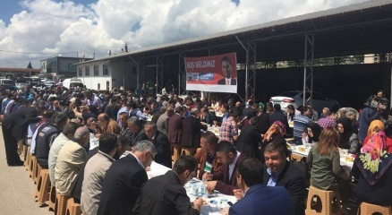 Tokat'ta özlenen 1 Mayıs haberi