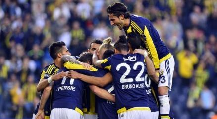 Fenerbahçe 3 Gaziantepspor 0 (Geniş maç özeti) haberi