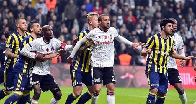 Beşiktaş-Fenerbahçe derbisinin tarihi ve saati belli oldu