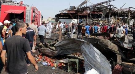 Irak'ta DAEŞ'in bombalı araçlı saldırılarında 32 kişi öldü