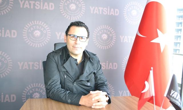 YATSİAD Başkanı Yoldar: Siyasi görüşümüz ticaret