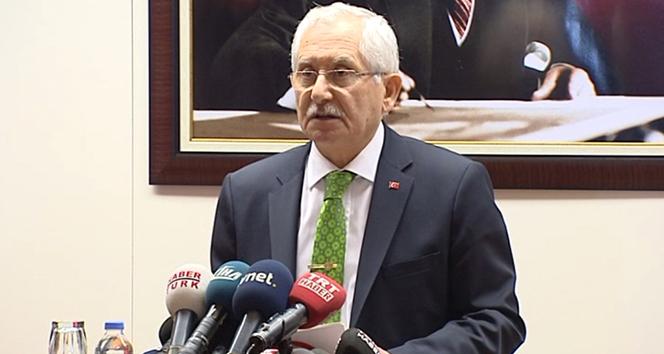 YSK, referandumun kesin sonuçlarını açıkladı