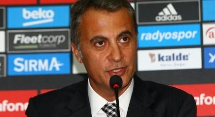 Orman: 'Artık Beşiktaş için yeni bir devir başladı'