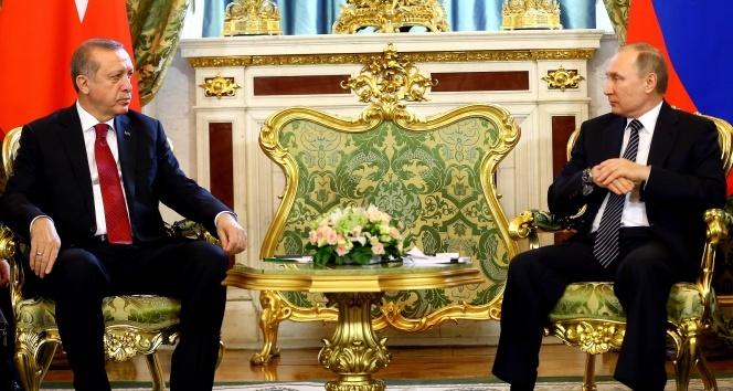 Kremlin'den Putin ve Erdoğan görüşmesi açıklaması