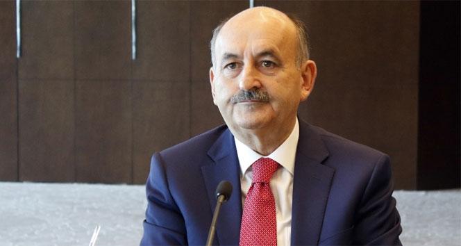 Bakan Müezzinoğlu'ndan 'istihdam' açıklaması