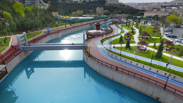 Gümüşdere Projesi'nde çalışmalar hızla ilerliyor