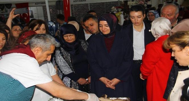 81 ilin yöresel ürünleri şehit aileleri için Başkent'te
