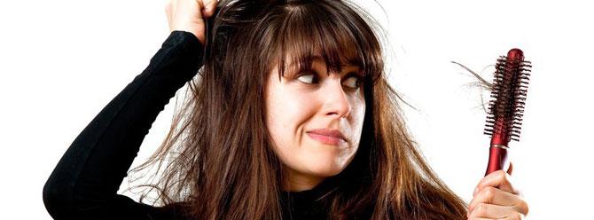 Beslenme bozukluğu saça zarar veriyor