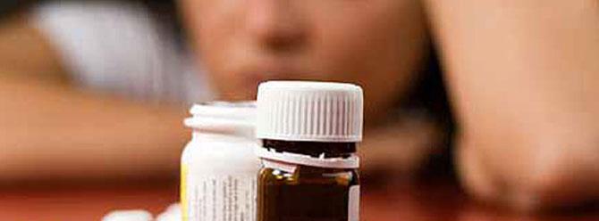 'Antidepresanlar stresin ilacı değildir'