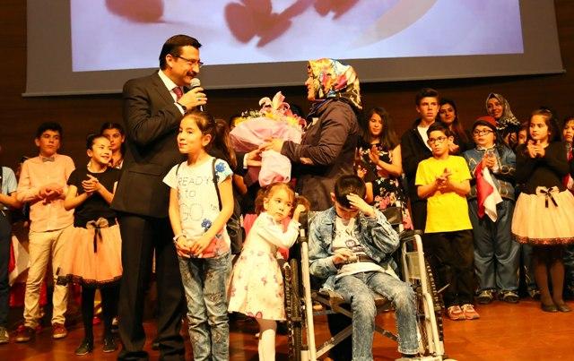 KEDEM'den Anneler Günü etkinliği