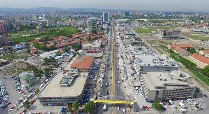 Kazım Karabekir Caddesi Yenilendi