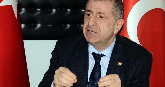 MHP'li Ümit Özdağ: 'Ağustosta erken seçim var'