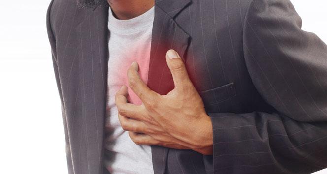 Dünyada her yıl 17.1 milyon kişi kalp hastalıkları ve inmeden ölüyor