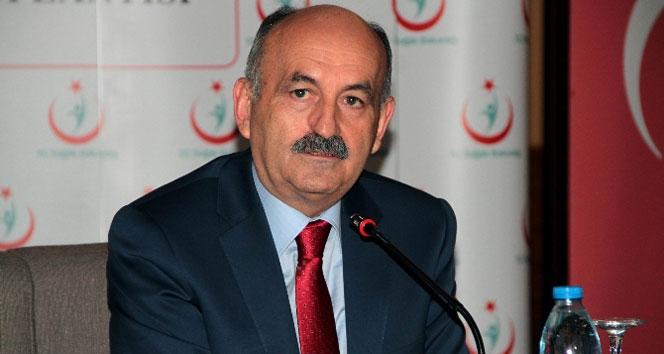 Bakan Müezzinoğlu'ndan 'sahte reçete' operasyonu açıklaması